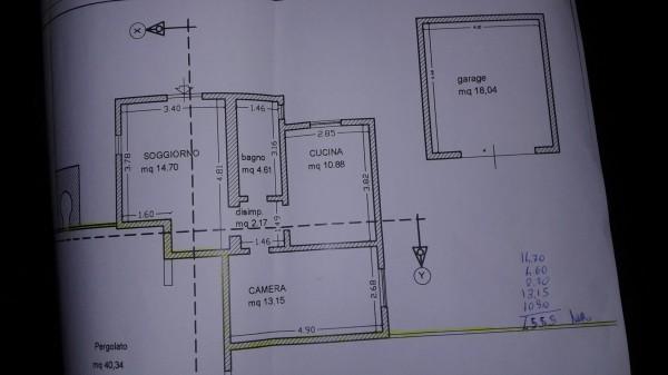 Appartamento in vendita a Terracina, Centro, 45 mq
