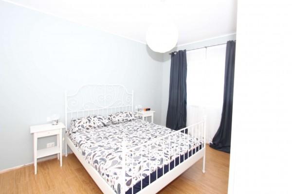Appartamento in vendita a Torino, Rebaudengo, Arredato, con giardino, 130 mq - Foto 10