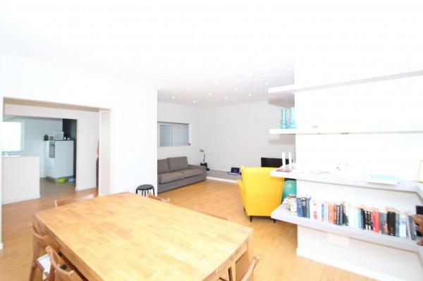 Appartamento in vendita a Torino, Rebaudengo, Arredato, con giardino, 130 mq - Foto 18
