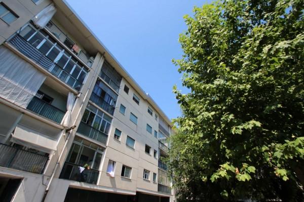 Appartamento in vendita a Torino, Rebaudengo, Arredato, con giardino, 130 mq - Foto 3