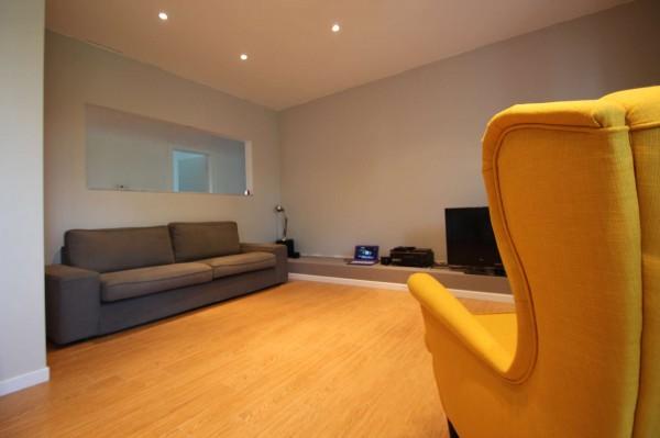 Appartamento in vendita a Torino, Rebaudengo, Arredato, con giardino, 130 mq - Foto 17