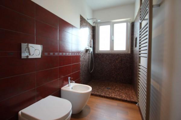Appartamento in vendita a Torino, Rebaudengo, Arredato, con giardino, 130 mq - Foto 5