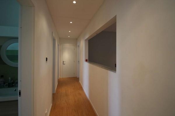 Appartamento in vendita a Torino, Rebaudengo, Arredato, con giardino, 130 mq - Foto 15