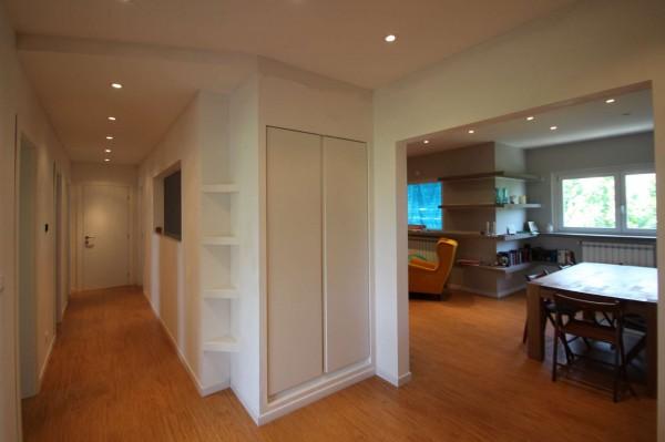 Appartamento in vendita a Torino, Rebaudengo, Arredato, con giardino, 130 mq - Foto 21