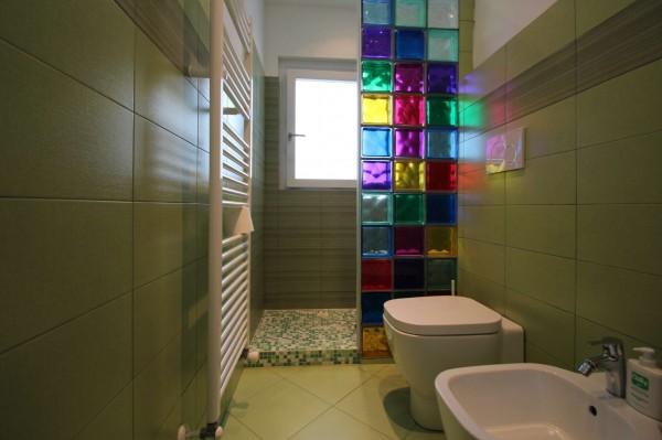 Appartamento in vendita a Torino, Rebaudengo, Arredato, con giardino, 130 mq - Foto 7
