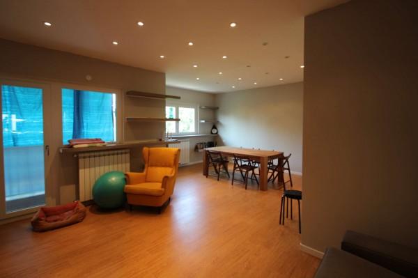 Appartamento in vendita a Torino, Rebaudengo, Arredato, con giardino, 130 mq - Foto 1
