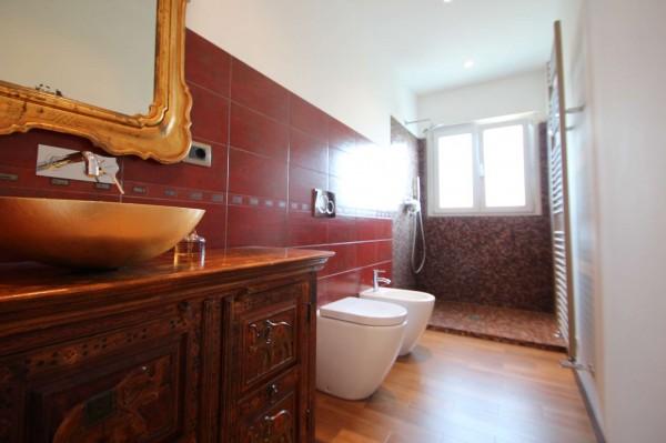 Appartamento in vendita a Torino, Rebaudengo, Arredato, con giardino, 130 mq - Foto 6