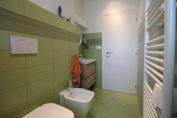 Appartamento in vendita a Torino, Rebaudengo, Arredato, con giardino, 130 mq - Foto 8