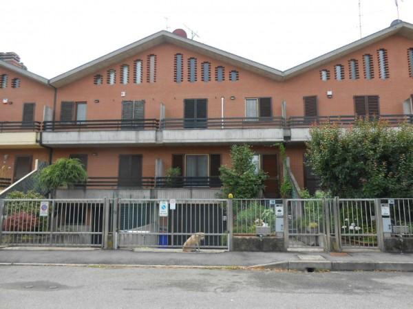 Villa in vendita a Settala, Residenziale, Con giardino, 267 mq - Foto 2