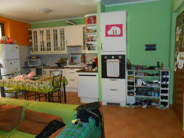 Appartamento in vendita a Spino d'Adda, Residenziale, Con giardino, 100 mq