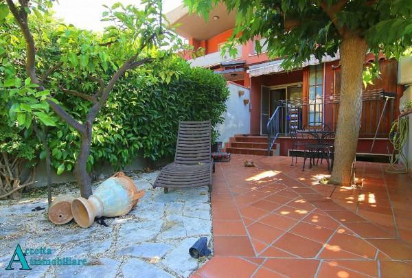 Villa in vendita a Taranto, Residenziale, Con giardino, 167 mq - Foto 10