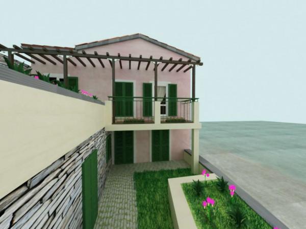 Casa indipendente in vendita a Chiavari, Sant'andrea Di Rovereto, Con giardino, 140 mq - Foto 7