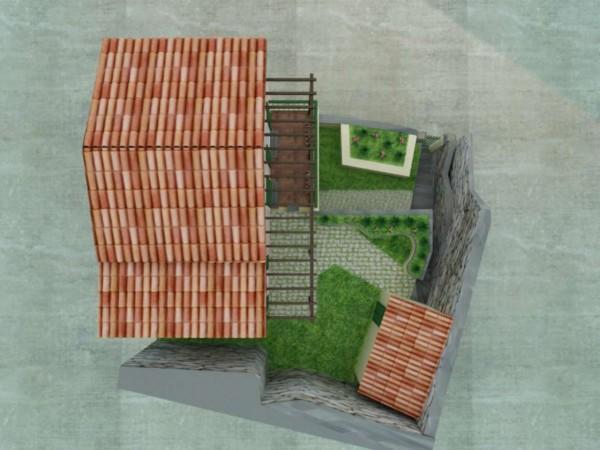 Casa indipendente in vendita a Chiavari, Sant'andrea Di Rovereto, Con giardino, 140 mq - Foto 6