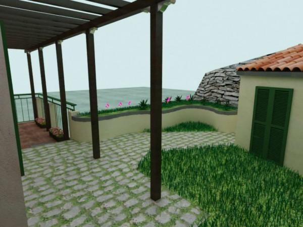 Casa indipendente in vendita a Chiavari, Sant'andrea Di Rovereto, Con giardino, 140 mq - Foto 8