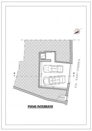Casa indipendente in vendita a Chiavari, Sant'andrea Di Rovereto, Con giardino, 140 mq - Foto 5