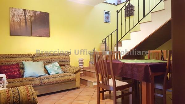 Villa in vendita a Trevi, Pietrarossa, Con giardino, 110 mq - Foto 10