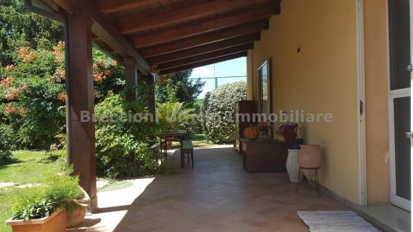Villa in vendita a Trevi, Pietrarossa, Con giardino, 110 mq - Foto 5