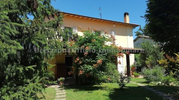 Villa in vendita a Trevi, Pietrarossa, Con giardino, 110 mq - Foto 1
