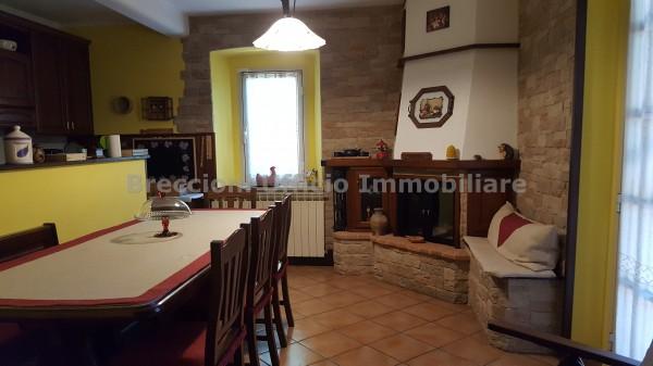 Villa in vendita a Trevi, Pietrarossa, Con giardino, 110 mq - Foto 8