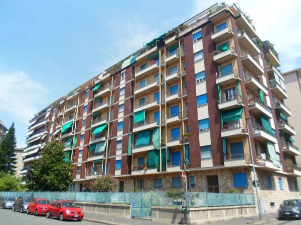Appartamento in vendita a Torino, Corso Palermo, Con giardino, 85 mq