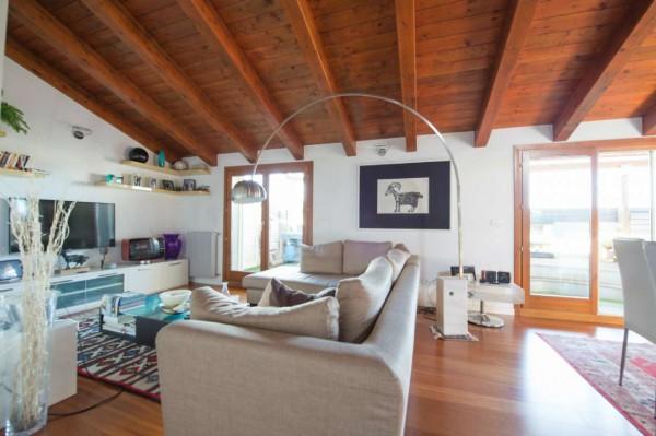 Appartamento in vendita a Udine, Arredato, con giardino, 150 mq
