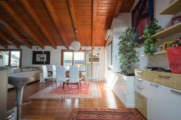 Appartamento in vendita a Udine, Arredato, con giardino, 150 mq - Foto 14