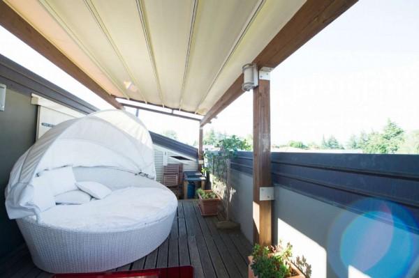 Appartamento in vendita a Udine, Arredato, con giardino, 150 mq - Foto 12