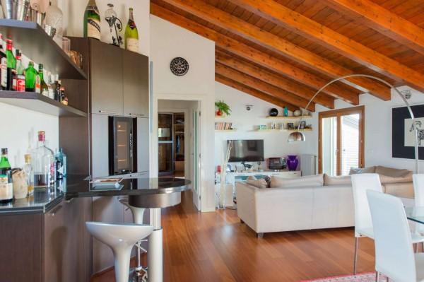 Appartamento in vendita a Udine, Arredato, con giardino, 150 mq - Foto 15