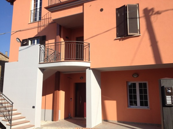 Appartamento in vendita a Marsciano, San Valentino Della Collina, 168 mq - Foto 5