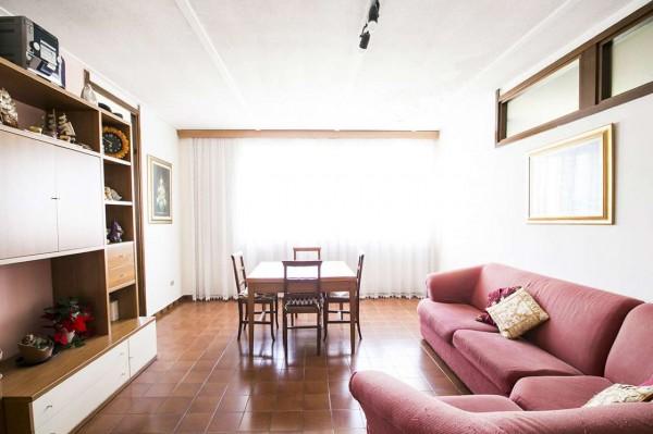 Appartamento in vendita a Muggiò, San Francesco, Con giardino, 88 mq