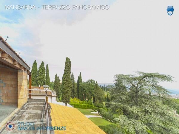 Villa in vendita a Firenze, Con giardino, 550 mq - Foto 15