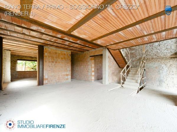 Villa in vendita a Firenze, Con giardino, 550 mq - Foto 37