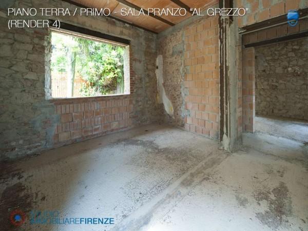 Villa in vendita a Firenze, Con giardino, 550 mq - Foto 31