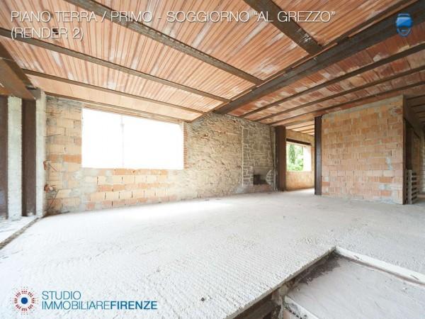 Villa in vendita a Firenze, Con giardino, 550 mq - Foto 35