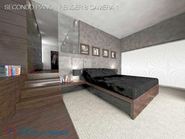 Villa in vendita a Firenze, Con giardino, 550 mq - Foto 25