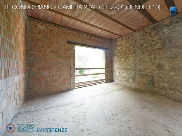 Villa in vendita a Firenze, Con giardino, 550 mq - Foto 20