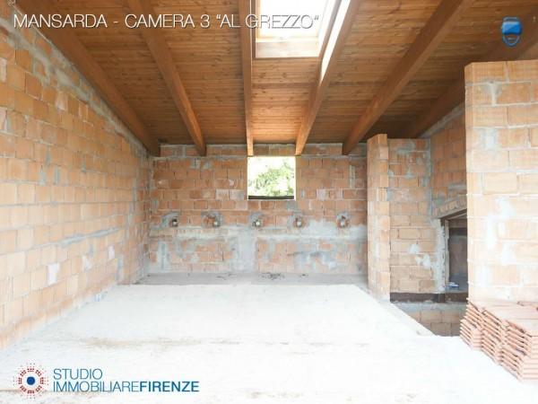 Villa in vendita a Firenze, Con giardino, 550 mq - Foto 17