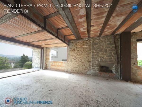 Villa in vendita a Firenze, Con giardino, 550 mq - Foto 33