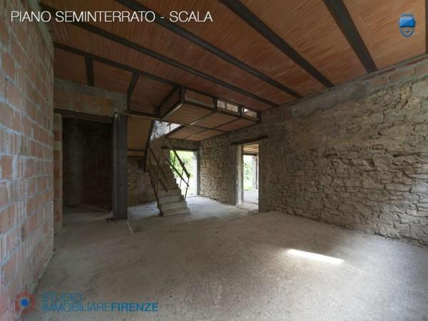 Villa in vendita a Firenze, Con giardino, 550 mq - Foto 12