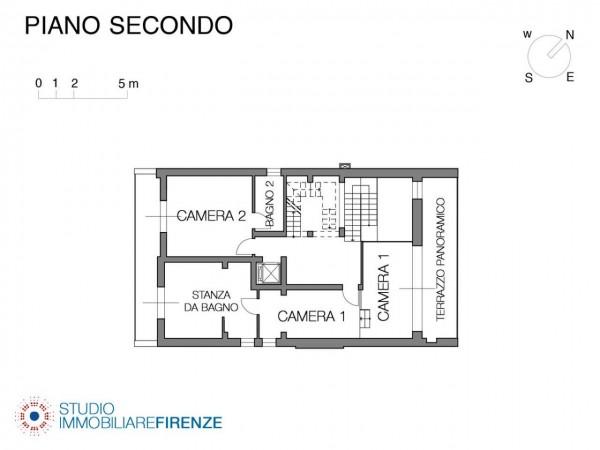 Villa in vendita a Firenze, Con giardino, 550 mq - Foto 4
