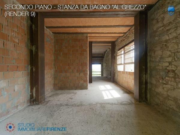 Villa in vendita a Firenze, Con giardino, 550 mq - Foto 22