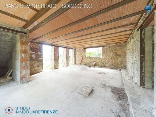 Villa in vendita a Firenze, Con giardino, 550 mq - Foto 13