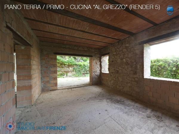Villa in vendita a Firenze, Con giardino, 550 mq - Foto 29