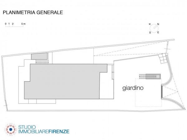 Villa in vendita a Firenze, Con giardino, 550 mq - Foto 7