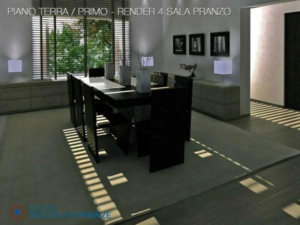 Villa in vendita a Firenze, Con giardino, 550 mq - Foto 32