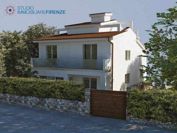 Villa in vendita a Firenze, Con giardino, 550 mq - Foto 42