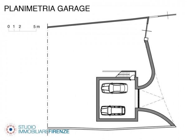 Villa in vendita a Firenze, Con giardino, 550 mq - Foto 2