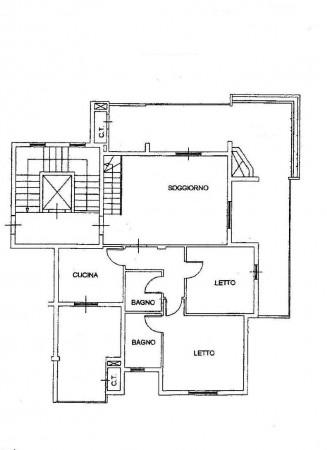 Appartamento in vendita a Roma, Cassia, 160 mq - Foto 4