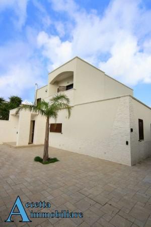 Villa in vendita a Taranto, Residenziale, Con giardino, 220 mq - Foto 3