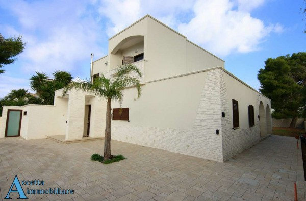 Villa in vendita a Taranto, Residenziale, Con giardino, 220 mq - Foto 19